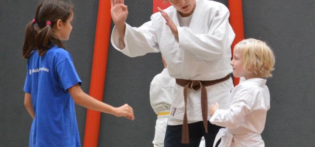 Kampfkunst für Kinder, Ferienkurse 2018 – für die Osterferien sind noch Plätze frei!